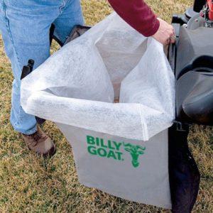 Одноразовые пылезащ. мешки для пылесосов Billy Goat серии MV (12 шт.)